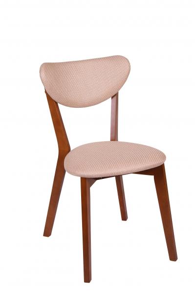 Set 2 scaune Neo M, Lemn, Walnut/Brighton Beige 1