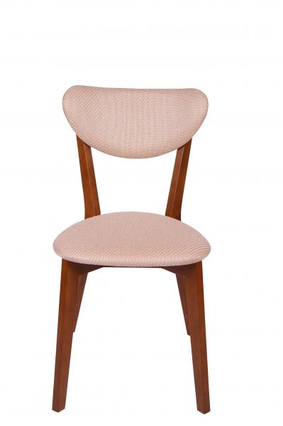 Set 2 scaune Neo M, Lemn, Walnut/Brighton Beige 2