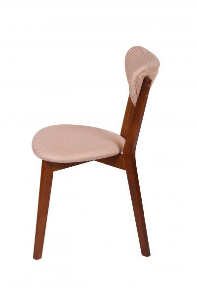 Set 2 scaune Neo M, Lemn, Walnut/Brighton Beige 3