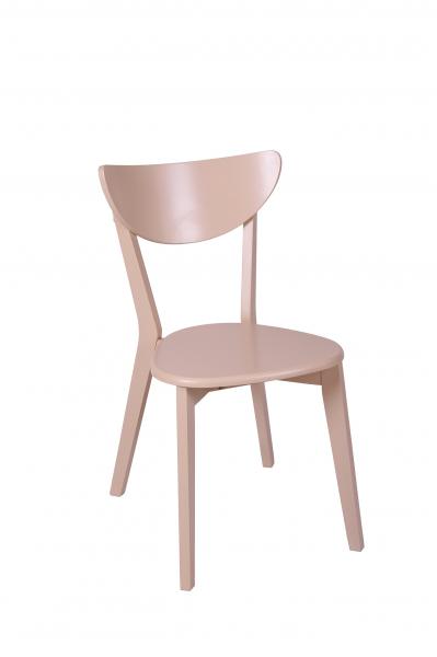 Set 2 scaune Neo T, Lemn, Beige [1]