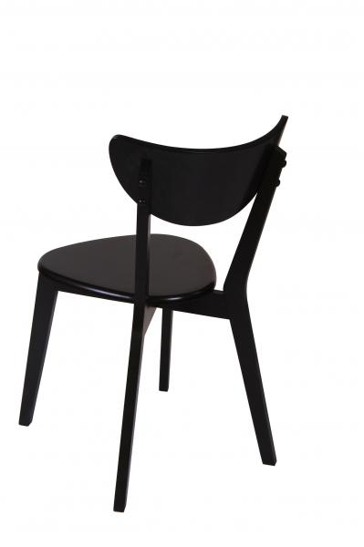 Set 2 scaune Neo T, Lemn, Wenge 3