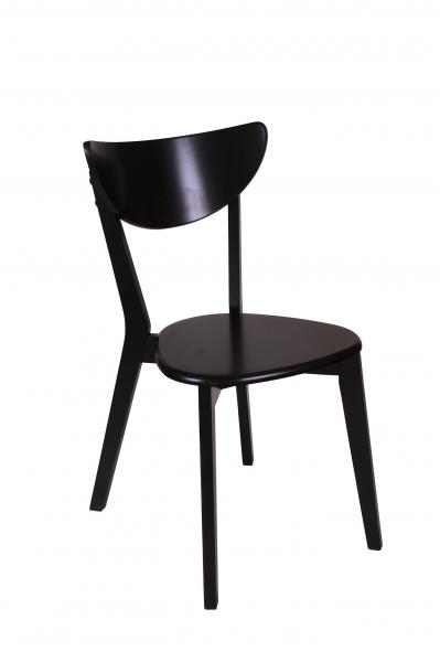 Set 2 scaune Neo T, Lemn, Wenge 1
