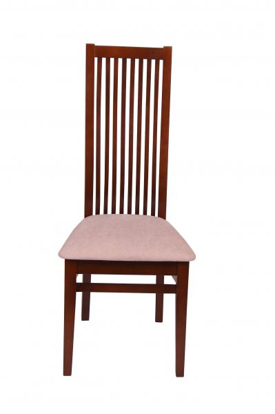 Set 2 scaune Puerto, Lemn, Nut/Misty beige [2]
