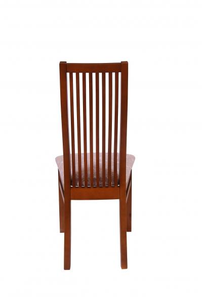 Set 2 scaune Puerto, Lemn, Walnut/Regent 03 [4]