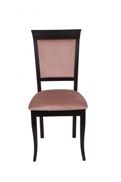 Set 2 scaune ROMA, Lemn, Wenge/Aya nougat 4