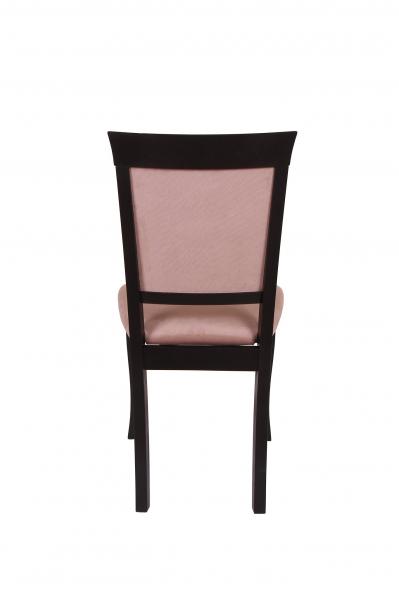 Set 2 scaune ROMA, Lemn, Wenge/Aya nougat 3