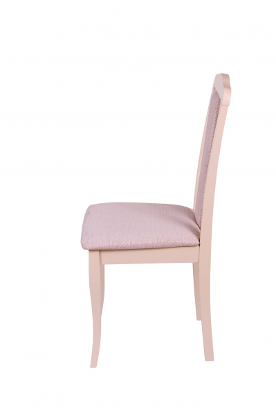 Set 2 scaune  San Marino, Lemn, Beige/Regent plain 03 2