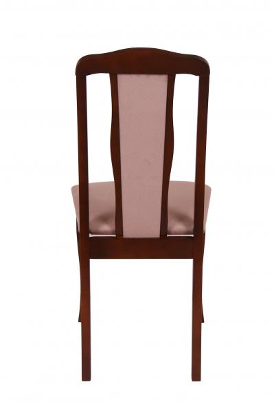 Set 2 scaune  San Marino, Lemn, Nut/Aya nougat 4