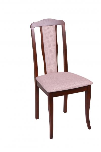 Set 2 scaune  San Marino, Lemn, Nut/Regent plain 03 1