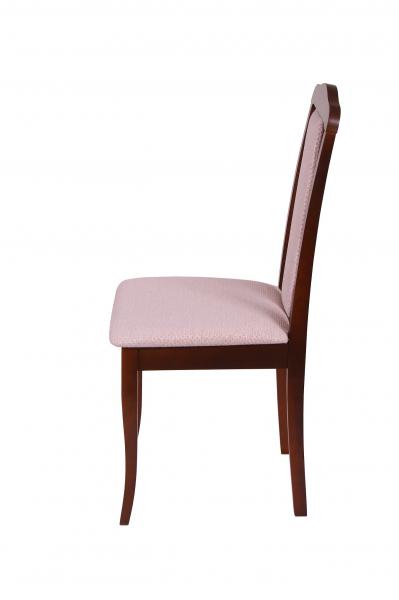 Set 2 scaune  San Marino, Lemn, Nut/Regent plain 03 3