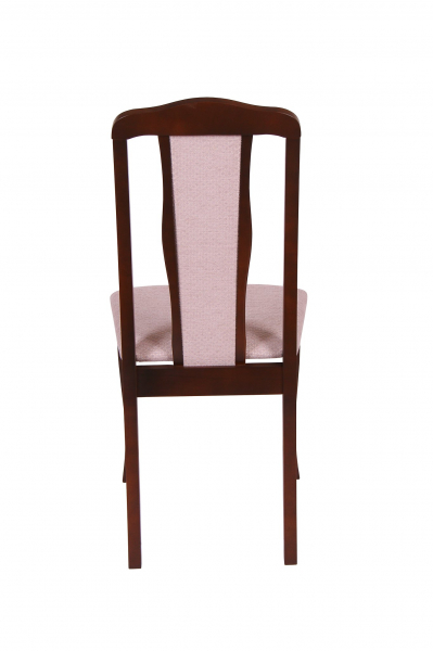 Set 2 scaune  San Marino, Lemn, Nut/Regent plain 03 4