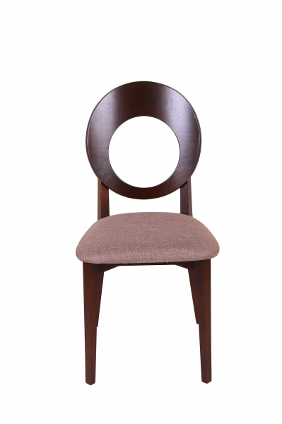 Set 2 scaune Star, Lemn, Nut/Veles 6 [2]