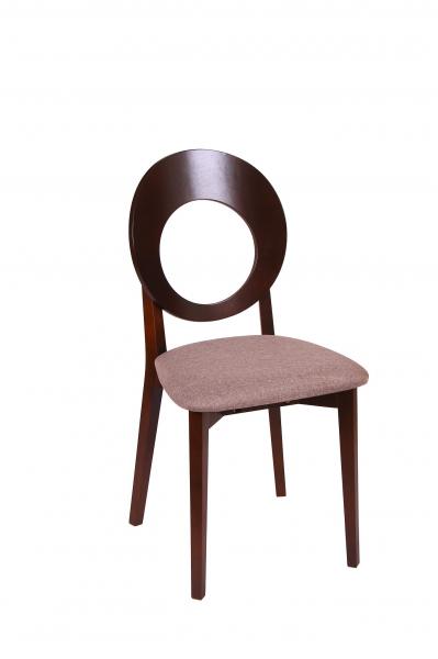 Set 2 scaune Star, Lemn, Nut/Veles 6 [1]