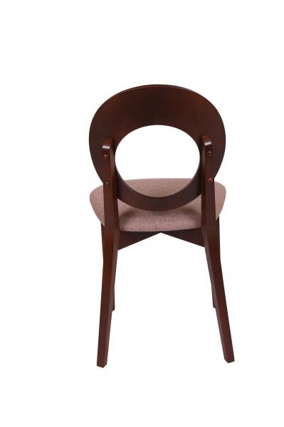 Set 2 scaune Star, Lemn, Nut/Veles 6 [4]