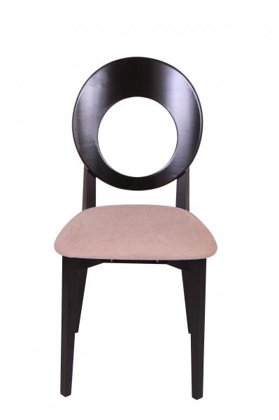 Set 2 scaune Star, Lemn, Wenge/Misty Beige [2]
