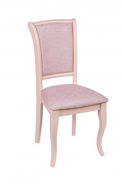 Set 2 scaune UNO, Lemn, Beige/Regent plain 03 [1]