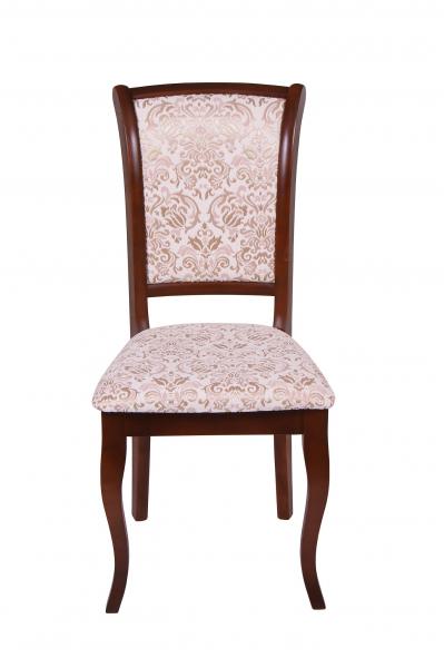 Set 2 scaune UNO, Lemn, Nut/Regent 02 [2]