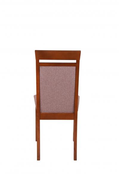 Set 2 scaune Wooden 2, Lemn, Walnut/Veles 6 4