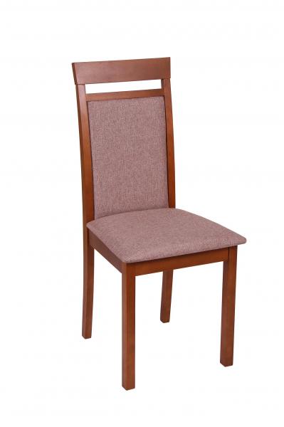 Set 2 scaune Wooden 2, Lemn, Walnut/Veles 6 1