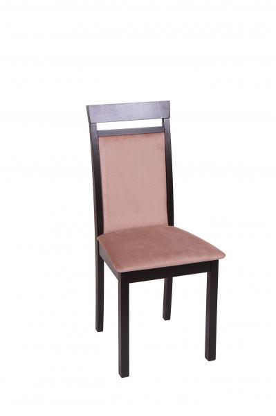 Set 2 scaune Wooden 2, Lemn, Wenge/Aya Nougat [1]