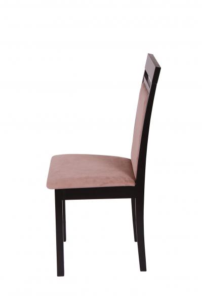Set 2 scaune Wooden 2, Lemn, Wenge/Aya Nougat [3]