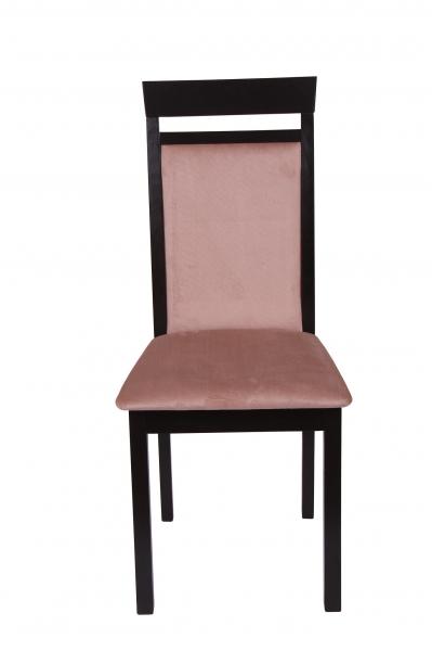 Set 2 scaune Wooden 2, Lemn, Wenge/Aya Nougat [2]