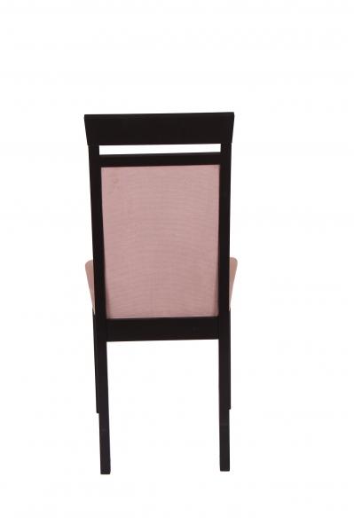 Set 2 scaune Wooden 2, Lemn, Wenge/Aya Nougat [4]