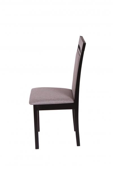 Set 2 scaune Wooden 2, Lemn, Wenge/Veles 14 3