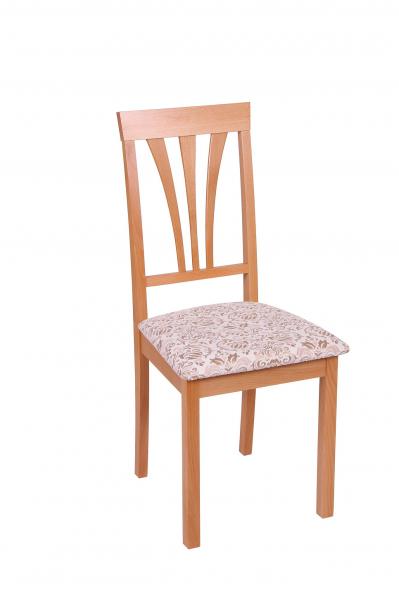 Set 2 scaune Wooden 7, Lemn, Beech/Regent 02 [1]