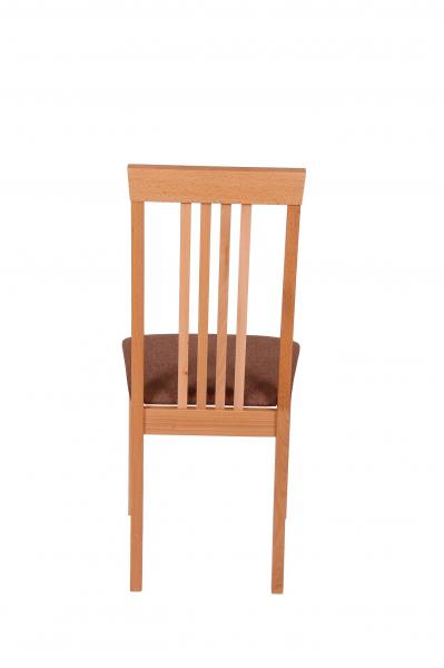 Set 2 scaune Wooden, Lemn, Beech/Savannah Gold Browm 4