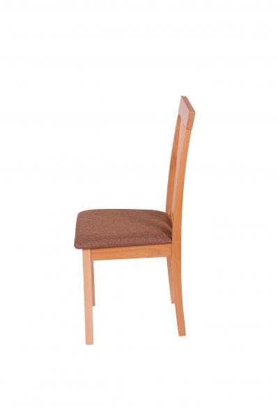 Set 2 scaune Wooden, Lemn, Beech/Savannah Gold Browm 2