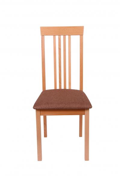 Set 2 scaune Wooden, Lemn, Beech/Savannah Gold Browm 3