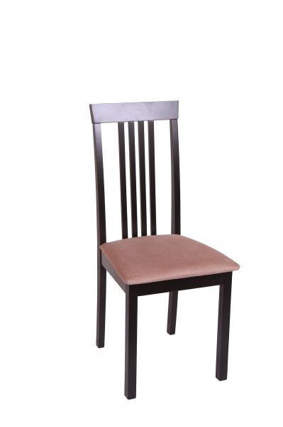 Set 2 scaune Wooden, Lemn, Wenge/Aya Nougat [1]