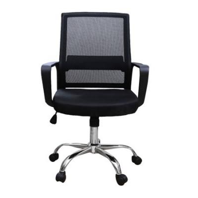Scaun de birou ergonomic VEKTOR, mesh, negru1