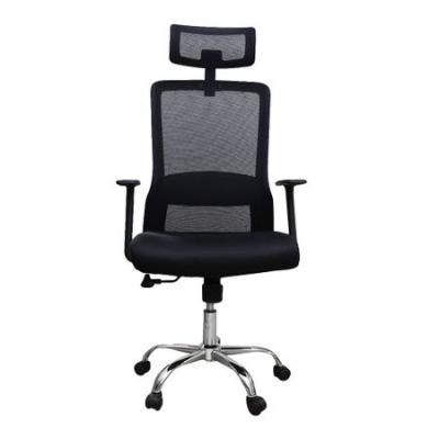 Scaun de birou ergonomic HELSINKI, mesh, negru1