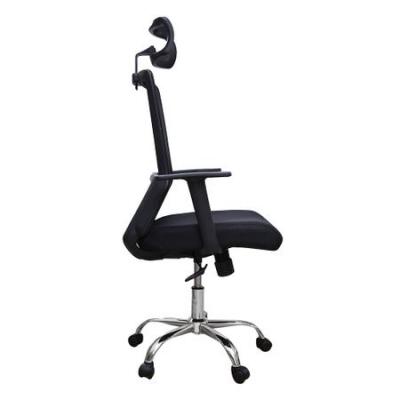 Scaun de birou ergonomic HELSINKI, mesh, negru2