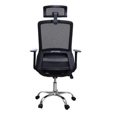 Scaun de birou ergonomic HELSINKI, mesh, negru3