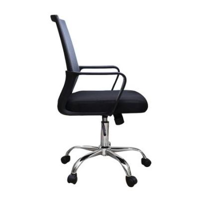 Scaun de birou ergonomic VEKTOR, mesh, negru/gri [2]