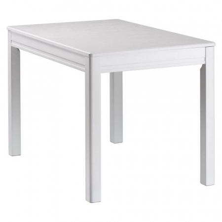 Masa de bucatarie extensibila BREFY, 115(155)*75 cm, White [0]