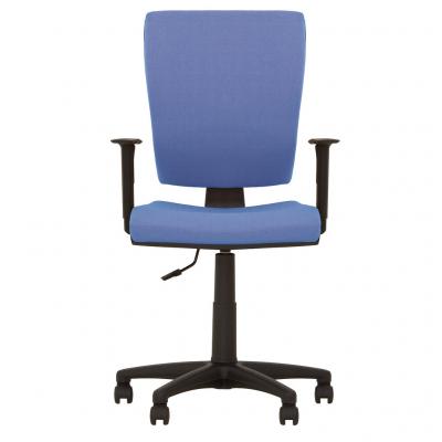 Scaun de birou FIVE GTR, Albastru deschis stofa lusso [1]