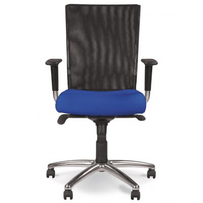 Scaun de birou FUTURE R, Safir-negru stofa fiji0