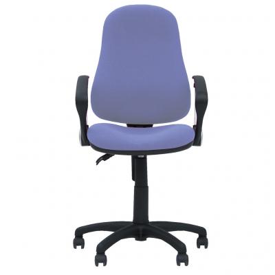 Scaun de birou OFFICE GTP, Albastru deschis stofa fiji1