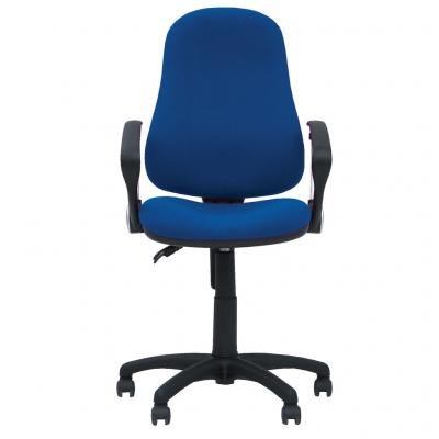 Scaun de birou OFFICE GTP, Albastru safir stofa zesta [1]