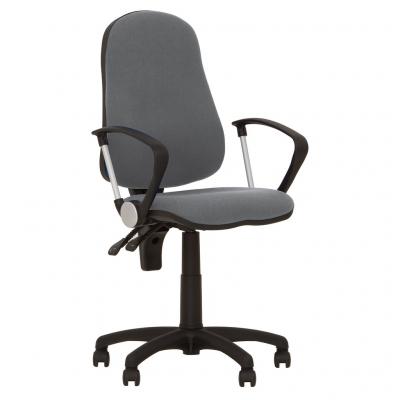 Scaun de birou OFFICE GTP, Gri stofa zesta0