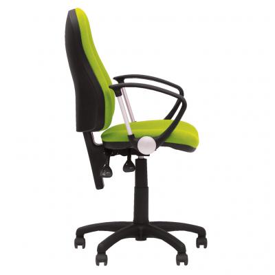 Scaun de birou OFFICE GTP, Lime stofa fiji [1]