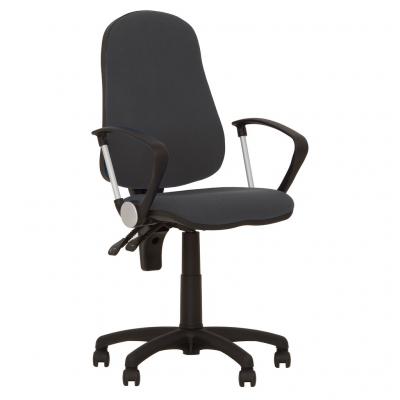 Scaun de birou OFFICE GTP, Negru stofa zesta0