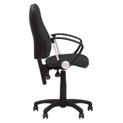 Scaun de birou OFFICE GTP, Negru stofa zesta2