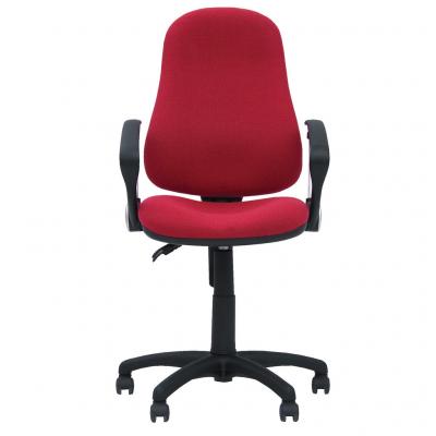 Scaun de birou OFFICE GTP, Rosu stofa fiji [1]