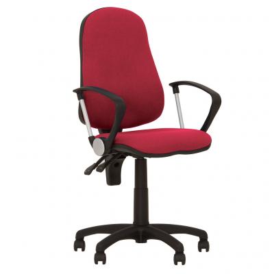 Scaun de birou OFFICE GTP, Rosu stofa fiji [0]