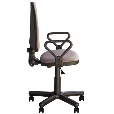 Scaun de birou PRIVILEGE GTP, Gri-negru stofa cagliari2